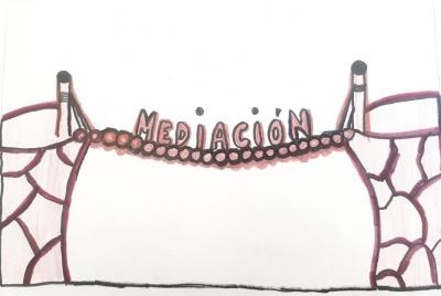 La comida, el puente y la mediación