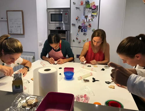 Taller de galletas decoradas y emociones