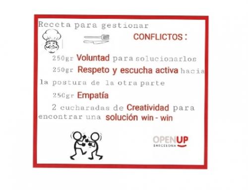 Tips para gestionar nuestros conflictos